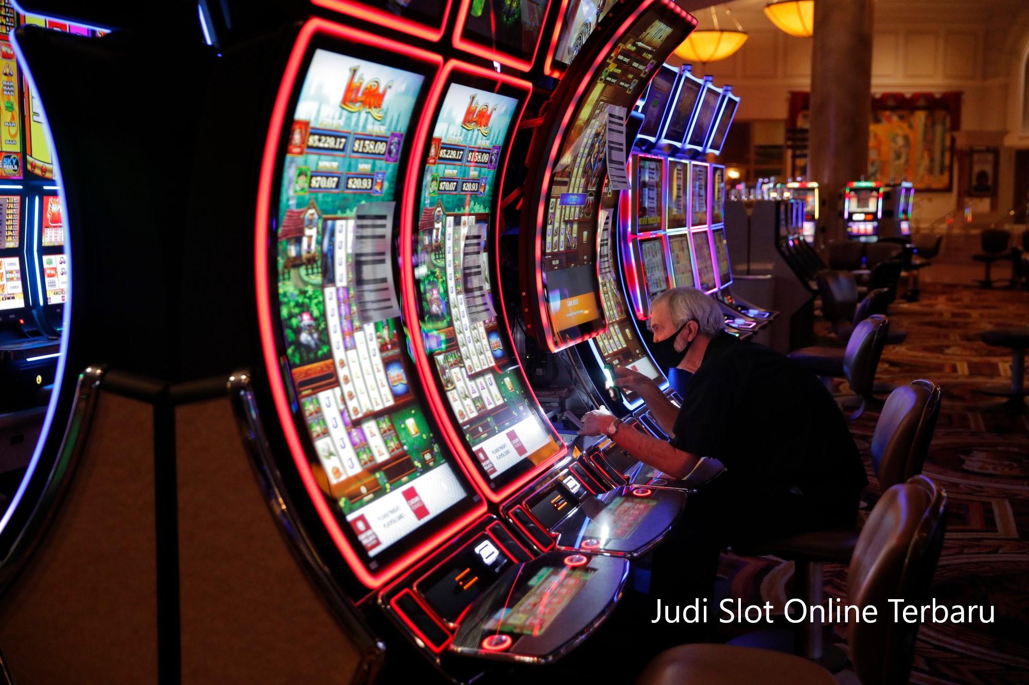 Beberapa Cara Menang Judi Slot Casino Online